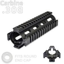 Sniper Carbine Length Handguard Quad Rail for DMPS LR 308 Low Profile Upper