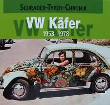 BOEK/LIVRE : VOLKSWAGEN KEVER 1953 - 1978 (beetle,vw käfer,oldtimer,coccinelle