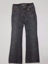 American Eagle Womens Jeans Size 0 Artist Boot Cut Black