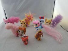 DISNEY Bundle of 8 Princess PALACE PETS Animals FIGURES Toys lot1