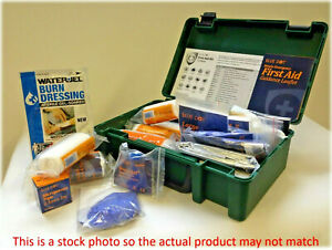 Motorists First Aid Kit (med) for car, taxi, etc - up to 8 passengers (soft bag)