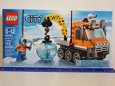 LEGO City - Model # 60033 - Arctic Ice Crawler - 113 piece set - Ages 5-12 years