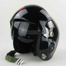New dual Visor Jet Pilot/Flight & air force jet Motorcycle Scooter Helmet