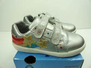 Stride Rite Litlle Kids M2P Meadow Silver Sneakers Shoes 9.5W