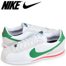 new product fc835 6ba49 NIKE CORTEZ Basic Nylon ITALY Mexico CINCO DE MAYO White Green Red Men 10.5  Shoe
