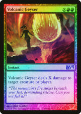 Volcanic Geyser FOIL Magic 2013 / M13 NM Red Uncommon MAGIC MTG CARD ABUGames