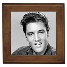 Elvis Presley Wall Tile Art (Home Decor)