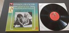 LP / SCHUMANN / SAMSON FRANCOIS / CHARLES MUNCH