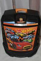 Hot Wheels Black Carry Case Holds 100 Cars for Storage  No.20135 Tara Toys
