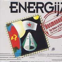 Energija Kosmonaut (the return of Krikalov; 1992) [Maxi-CD]