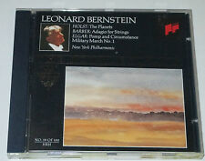 CD/BERNSTEIN EDITION/HOLST/BARBER/ELGAR//ROYAL EDITION Sony SMK 47567