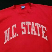 Vintage USA Champion NC State Crew Neck Sweatshirt Size XL Women's (Men's Med)