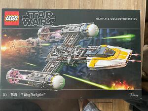 LEGO Star Wars Set 75181 Y Wing Starfighter UCS (75181) - Neu OVP