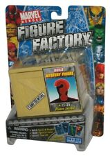 Marvel Build Factory (2005) Toy Biz Mystery Figure w/ Crate