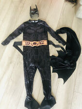 Brand New Boys Batman The Dark Knight Official Fancy Dress Costume Age 6-8 Years