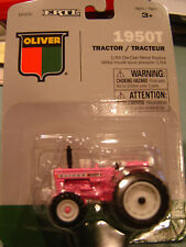Oliver 1950T Pink Tractor 4WD W/Duals ERTL 1/64 Diecast NEW IN PKG