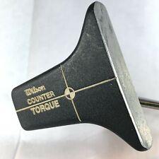 """Wilson Counter Torque 34.5"""" RH Putter Golf Club"""