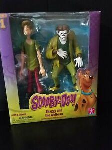Scooby-Doo Series 1 Action Figures
