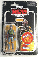 Star Wars Retro Collection Boba Fett Action Figure 3.75 Kenner Classics