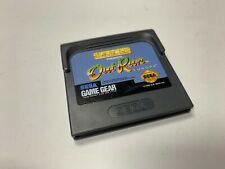 Out Run Europa Game Gear Authentic Sega Cartridge