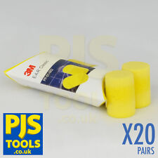 40 x 3m E.A.R classic ear plugs PU foam disposable EAR E-A-R * 20 pairs *