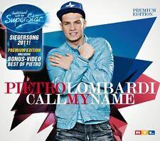 Pietro Lombardi Call my name (2011, Premium edition, Bohlen) [Maxi-CD]