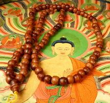 Tibetan Buddhist Monk Blessed prayer bead MALA Empowered POSITIVE ENERGY. 8.5 mm