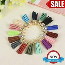 Colorful Tassel Charm Pendant DIY For Keychain Accessories Decoeation Bag