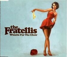 THE FRATELLIS Whistle for the choir 2 TRACK CD NEW - NOT SEALED