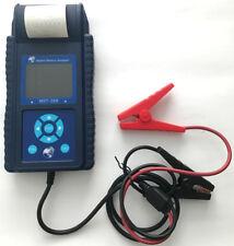 Automotive battery analyzer Digital with Printer MST-268 multi language support
