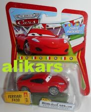 FERRARI F430 - Chase Package #94 Mattel Disney Pixar Cars die-cast original toy