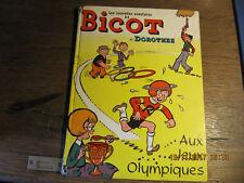 Les nouvelles histoires de Bicot et Dorothée Aux jeux olympiques 1961
