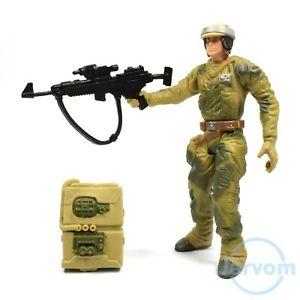 Star Wars Power of the Force POTF 1997 Endor Rebel Trooper Loose Complete