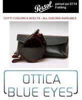Occhiali da Sole Persol PE 0714 714 FOLDING Sunglasses Steve Mcqueen Sonnenbrill