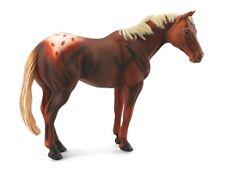 Appaloosa STALLONE CASTAGNO 13 MONDO cavallo cm Collecta 88436
