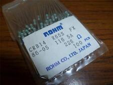 ROHM Resistor CRB14  CRB14R65SFX, 226 Ohm 116 5A, Qty: Bag of 100  G31