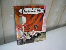 Champigneulle : CHAPELAIN-MIDY 97 illustrations Editions Cailler 1965