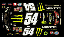 #54 Kyle Busch  Cambry 2012 1/24th - 1/25th Scale WATERSLIDE DECALS A