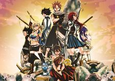Fairy Tail póster de A3 A249