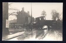 More details for bucks wantage train derailment crash rp plain back 1923
