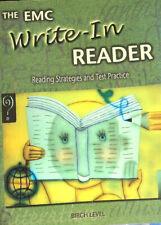 The EMC Write-In Reader, Reading Strategies & Test Practice, Birch Level, 9th