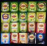 """LIPTON"" Selection Pack  20 Different  Enveloped  Tea Bags"