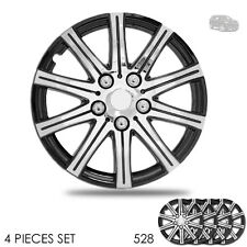 New 15 inch Hubcaps Wheel Covers Full Lug Skin Hub Cap Set 528 For Jeep