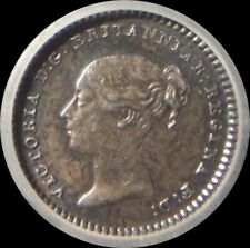 1838 Great Britain 1-1/2 penny - silver - ICG-AU58