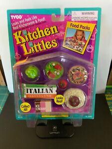 tyco kitchen littles food