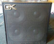 Gallien-Krueger 410MBE-II - 8 Ohms 4x10 Bass Cabinet w/ Hi-Freq Horn
