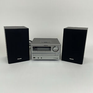 Philips DCB2020 Micro System - Features Include CD Player, DAB & FM Radio, USB