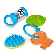 Gioco CHICCO Trillino Baby Senses Gift Set 4 Giochi Sonaglino Bimbo 3m+