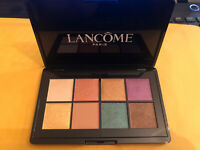Lancome Starlight Sparkle Color Design Eye Shadow Palette - Glow Full Size NWOB