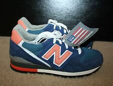 UNISEX NEW BALANCE FOR J.CREW 996 SNEAKERS SIZE 6M METROPOLITAN BLUE A1528